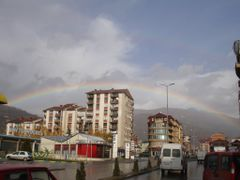 Ruga e ILINDENIT-Tetove by <b>Neim Sejfuli ?</b> ( a Panoramio image )