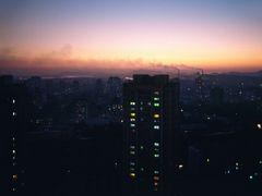 Big City Lights of Pyongyang by <b>zerega</b> ( a Panoramio image )