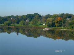 Maumee River - Perrysburg - Toledo by <b>Antoine Jasser</b> ( a Panoramio image )