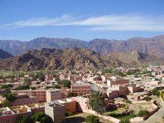 Tahala village , Tafraoute by <b>elakramine</b> ( a Panoramio image )
