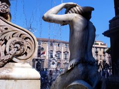 "fontana dell""amenano - catania by <b>adriana bruno</b> ( a Panoramio image )"