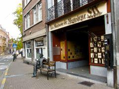 La Maison de Monsieur SAX by <b>Knossel</b> ( a Panoramio image )