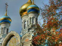 Руска црква-Russian Church  (St. Peter and Paul) in Karlovy Vary by <b>b.onosimoski</b> ( a Panoramio image )