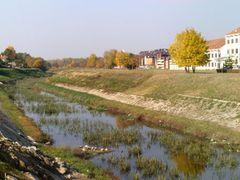 River Vuka upstream by <b>Gordana Muraja</b> ( a Panoramio image )