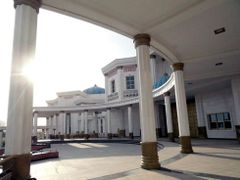 National Museum of History and Ethnography (Ashgabat, Turkmenist by <b>laurac5</b> ( a Panoramio image )