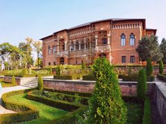 Palatul Mogosoaia by <b>©christake</b> ( a Panoramio image )
