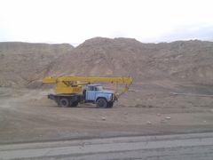 Turkmenistan Turkmenbasy Old truck by <b>Ali Simsek</b> ( a Panoramio image )