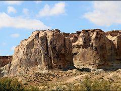 Blick auf die Blue Pool Cliffs, 15.9.2011 ... C by <b>americatramp.the2nd</b> ( a Panoramio image )