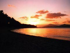 Sunset, Dunk Island by <b>Senex Prime</b> ( a Panoramio image )