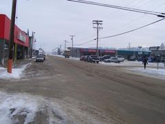 Drug store and Home Hardware left by <b>Taatjen</b> ( a Panoramio image )