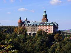 Walbrzych - Zamek Ksiaz by <b>ARS - Anna</b> ( a Panoramio image )