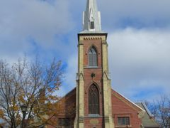 Grace Methodist Church, Brampton by <b>JLourenco</b> ( a Panoramio image )