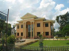 Bilar Town Hall by <b>jedsum</b> ( a Panoramio image )