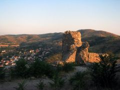 Самоиловата крепост by <b>Антон Петров (Anton)</b> ( a Panoramio image )