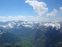 Hutstock, Graustock, Engelbergertal, Switzerland (aerial photo) by <b>thomas k</b> ( a Panoramio image )