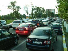 Circulatie de criza, in 2010 by <b>ottonel</b> ( a Panoramio image )