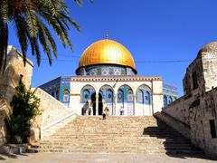 Dome of the Rock by <b>volnat</b> ( a Panoramio image )