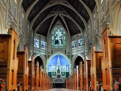 St Mary of the Angels by <b>Eva Kaprinay</b> ( a Panoramio image )