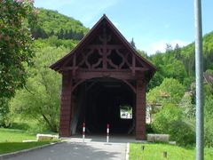 Beuron Brucke 3 by <b>Andreas Horstemeier</b> ( a Panoramio image )