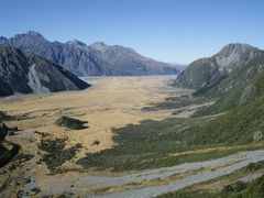 Hooker Valley by <b>KevinNoles</b> ( a Panoramio image )