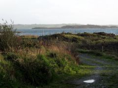 Kilcoe Castle and Ballydehob Harbour by <b>myrighteye</b> ( a Panoramio image )