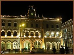 Rossio by <b>rOberto</b> ( a Panoramio image )