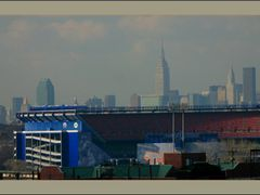 Mets shea stadion by <b>hard heart</b> ( a Panoramio image )