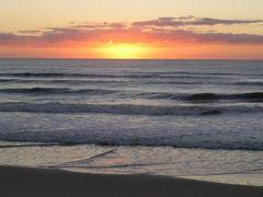 Sunrise Wooli NSW; by <b>Trin</b> ( a Panoramio image )