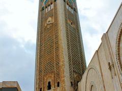 Moschee Hassan II by <b>RicardoFilho</b> ( a Panoramio image )