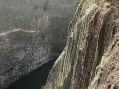 Prokopske udoli / Prokop Valley - Rock (by Pavel Culek) by <b>Pavel Culek</b> ( a Panoramio image )