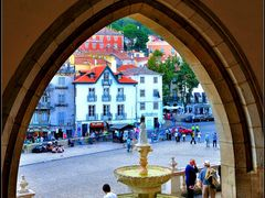 Sintra,  Patrimonio de la Humanidad. by <b>Angel Gonzalez</b> ( a Panoramio image )