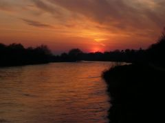 sunset Carrick by <b>Comfy</b> ( a Panoramio image )