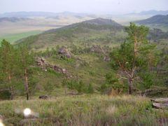 сэлэнгэ,цагаан нуур сум by <b>kozinska</b> ( a Panoramio image )