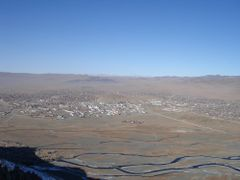 Bayanhongor by <b>amartuvshin2006</b> ( a Panoramio image )