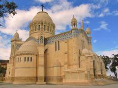 "Notre Dame d""Afrique by <b>bonavista - NO VIEWS</b> ( a Panoramio image )"