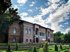 Mogosoaia  Palace by <b>Ovidiu Anca</b> ( a Panoramio image )