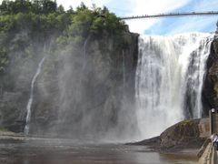 Chute Montmorency by <b>cristina&victor</b> ( a Panoramio image )