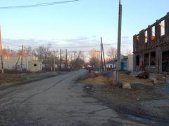Вид из центра на бетонку by <b>Alex_Ya</b> ( a Panoramio image )