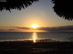 #25 - Alba sulla spiaggia di Uroa by <b>Sandro & Cristina</b> ( a Panoramio image )