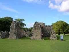 Ciudad de Panama, Ruinas de Panama Viejo by <b>marisadechile</b> ( a Panoramio image )