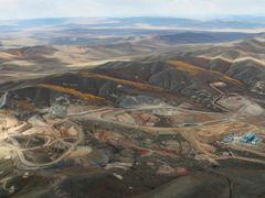 Boroo Mine, Mongolia by <b>oyunjargal</b> ( a Panoramio image )