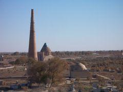 Kunya-Urgench monuments by <b>Atamurad Guchgeldi</b> ( a Panoramio image )