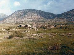 Tolmeta (Ptolemais) - general view (1981) by <b>Maciejk</b> ( a Panoramio image )