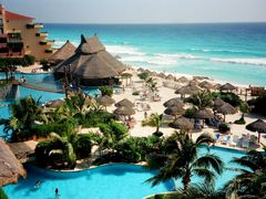 Hotel Fiesta Americana Condesa Cancun - Paraiso Tropical ©German by <b>Germano Schuur</b> ( a Panoramio image )