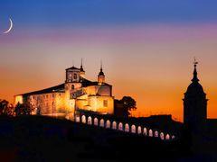 Cascante: basilica del Romero (s. XVII). by <b>Eliseo.mc</b> ( a Panoramio image )