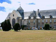 "L""abbaye de Paimpont by <b>mrmvs</b> ( a Panoramio image )"