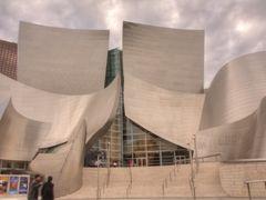 Walt Disney Concert Hall by <b>elenaedi</b> ( a Panoramio image )