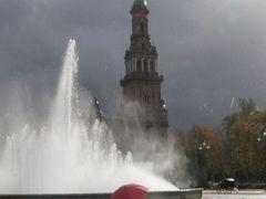 ?  red umbrella ?  by <b>Mircea_RAICU</b> ( a Panoramio image )