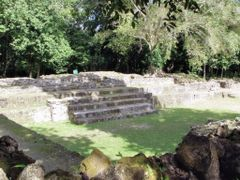 BELIZE: LAMANAI: Plaza 19 by <b>Douglas W. Reynolds, Jr.</b> ( a Panoramio image )