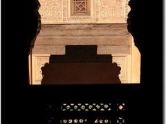 WINDOWS VISTA^TM Ben Youssef Madrasah by <b>Maciejk</b> ( a Panoramio image )